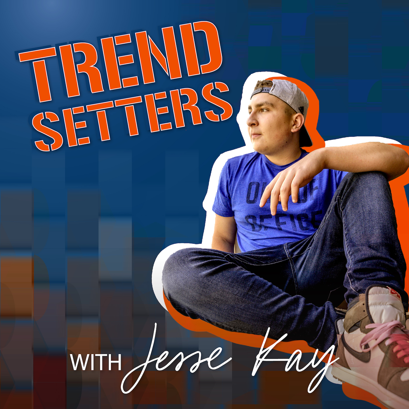 Show artwork for Trendsetters with Jesse Kay