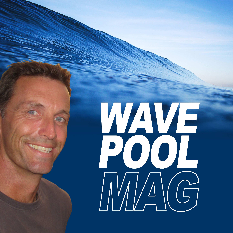 Artwork for podcast Wave Pool Mag