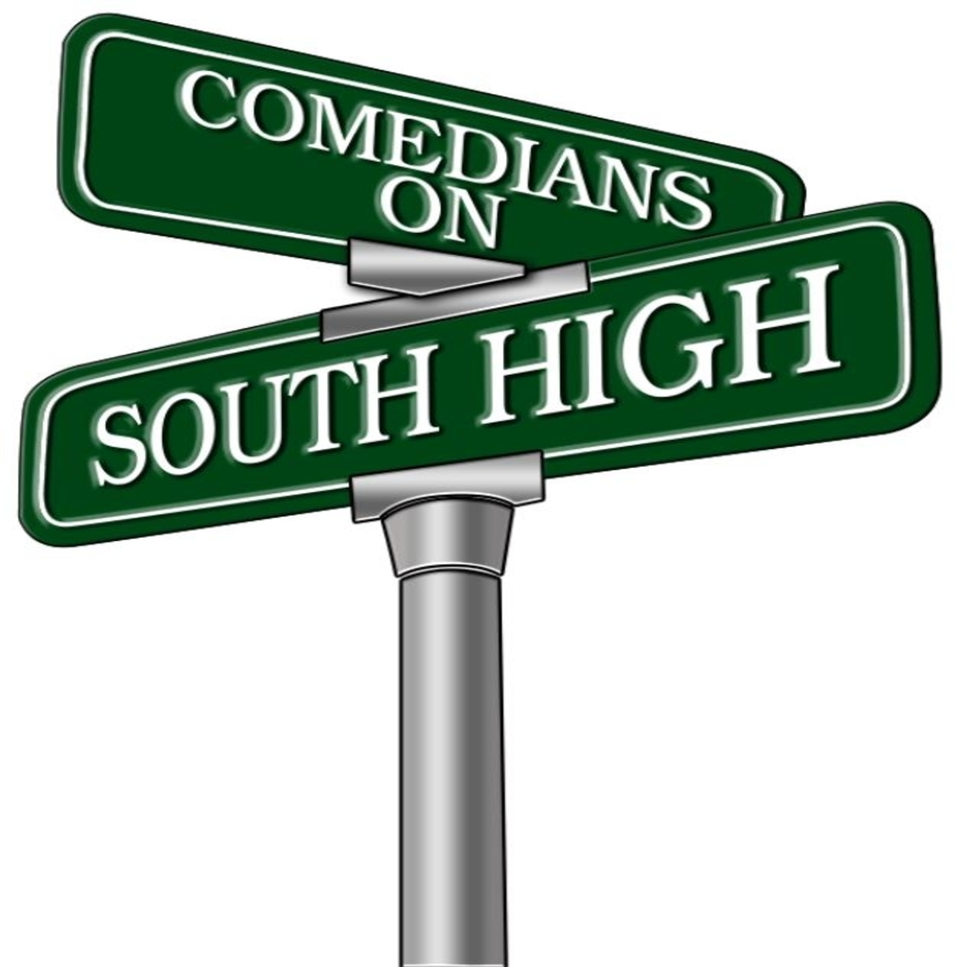 Show artwork for Comedians On South High