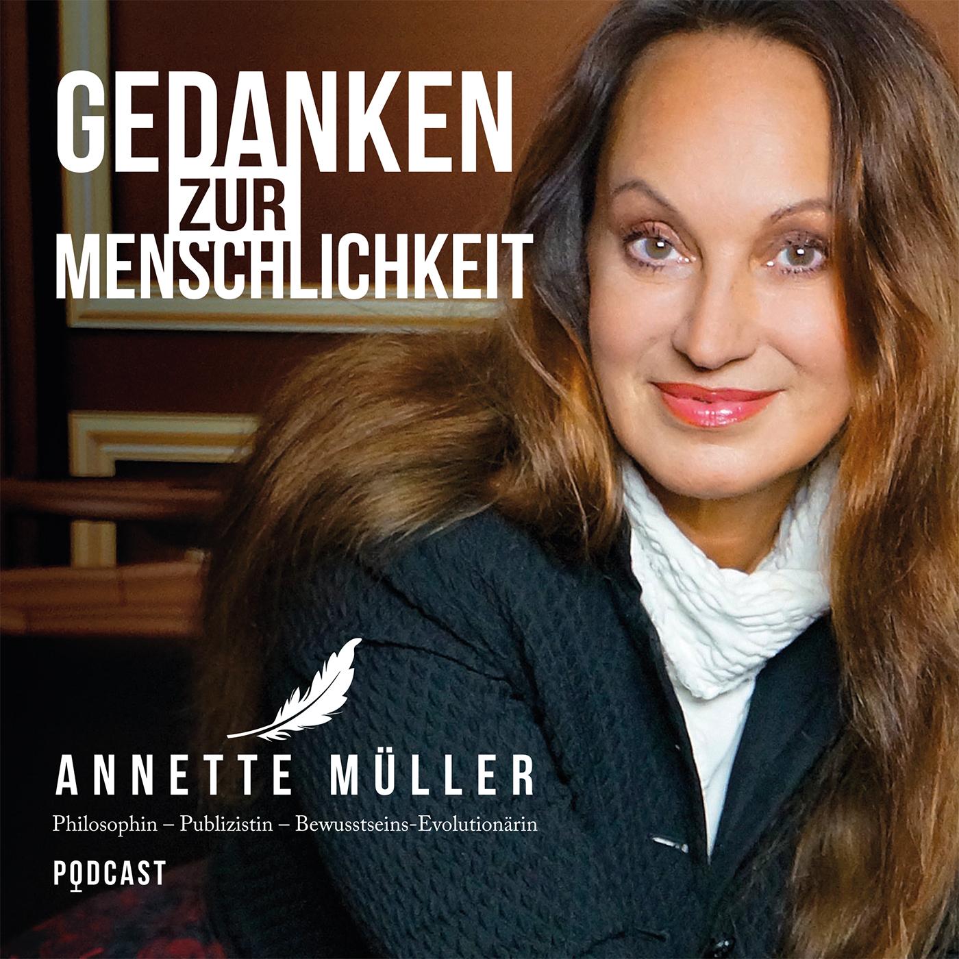 Artwork for podcast Gedanken zur Menschlichkeit