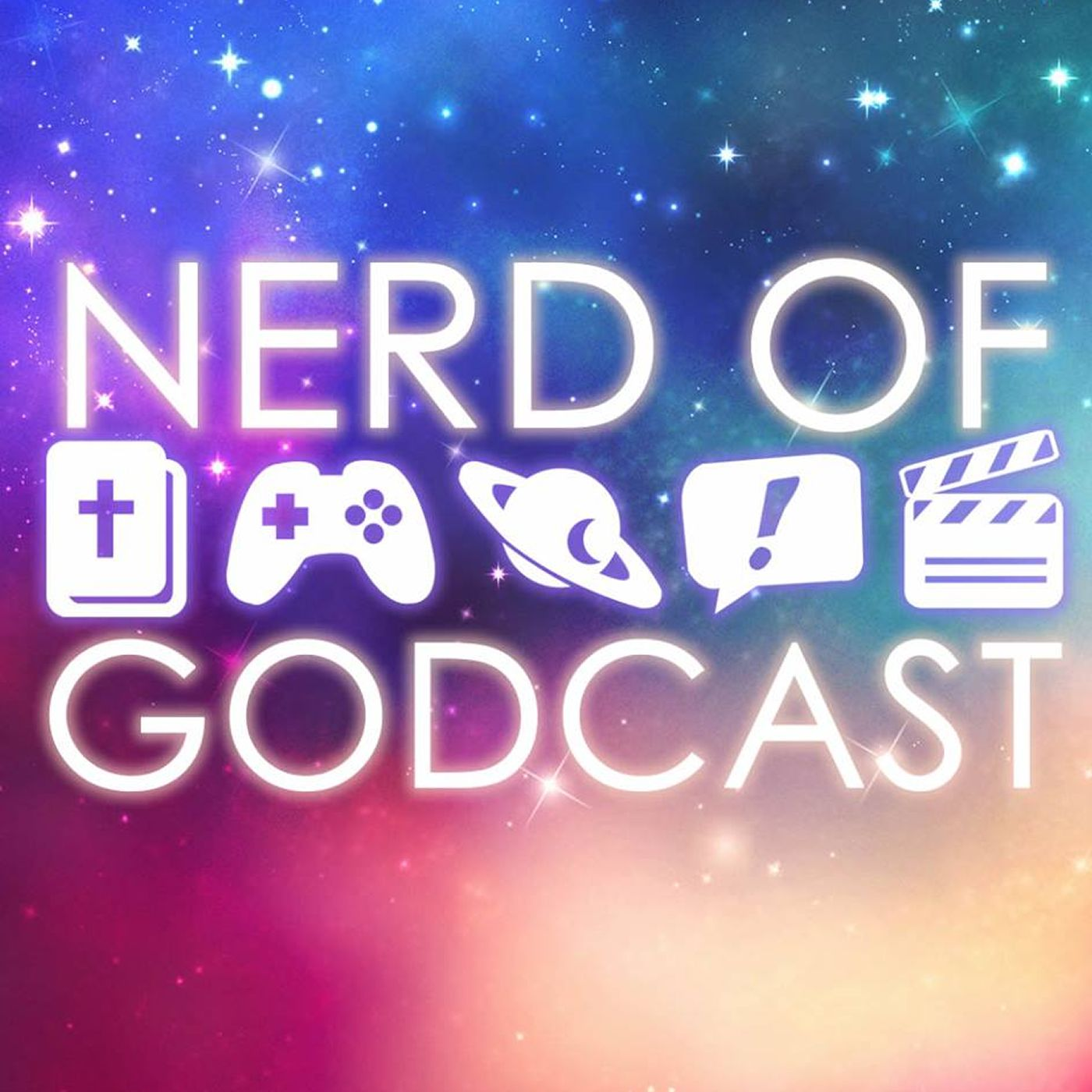 Show artwork for Nerd of Godcast